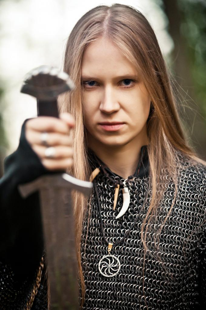 музыкант Мария Архипова