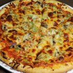 Заливка для пиццы из яйца и майонеза