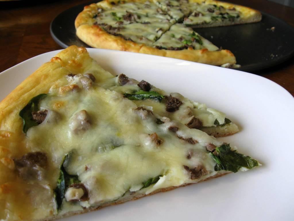 яичная заливка для пиццы