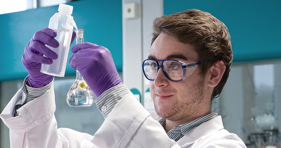 профессия ученый