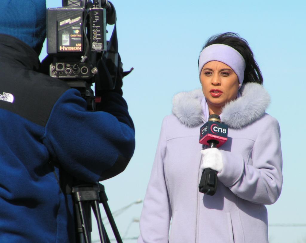 профессия журналист