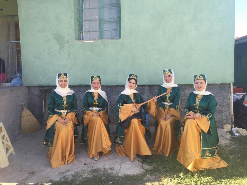 ногайские музыканты