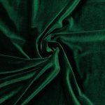 Зеленый бархат: где используется и с чем сочетается