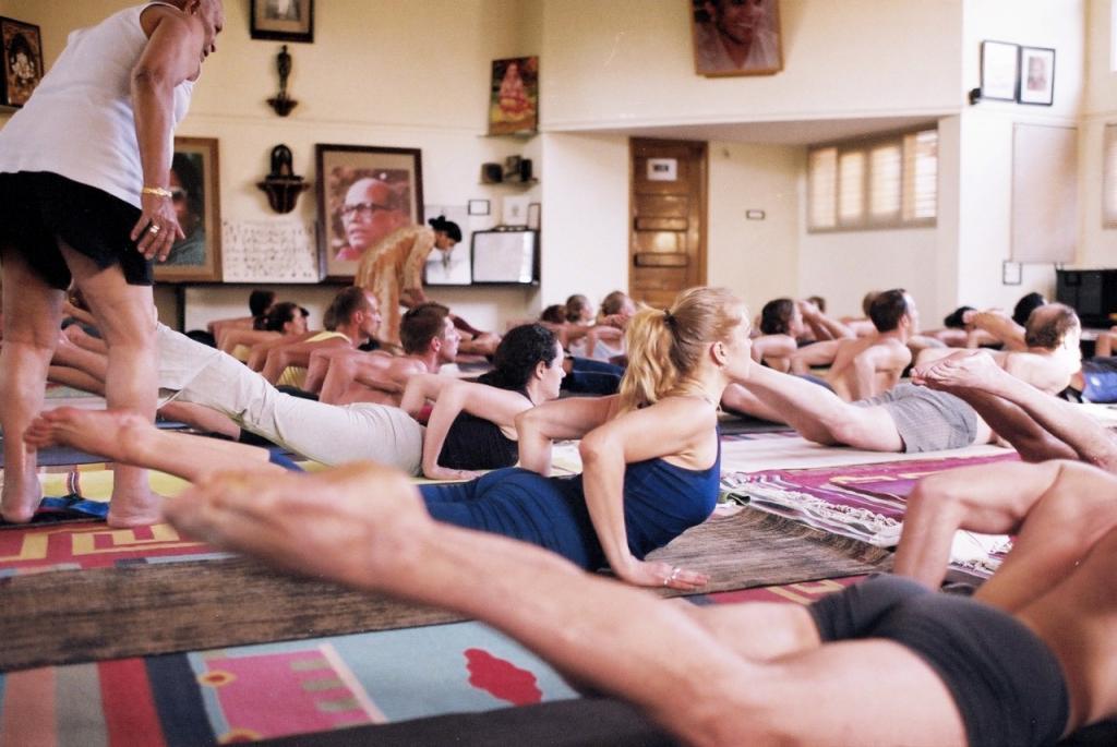 йога виды и направления