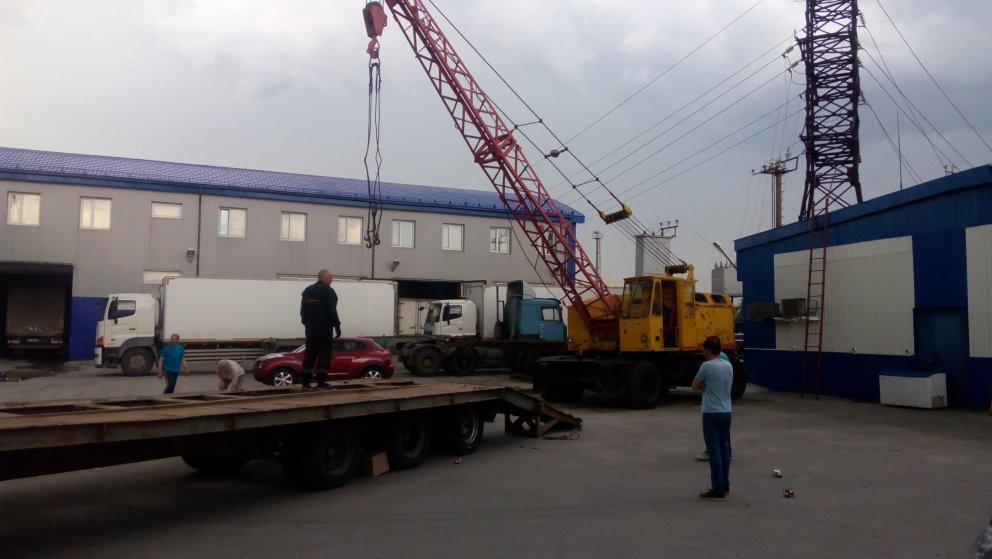 Транспортировка КС-4361А