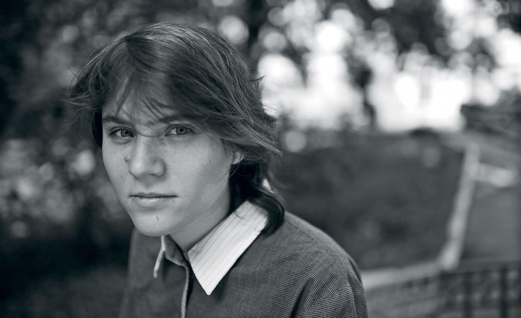 Екатерина Самуцевич. 2013 год.