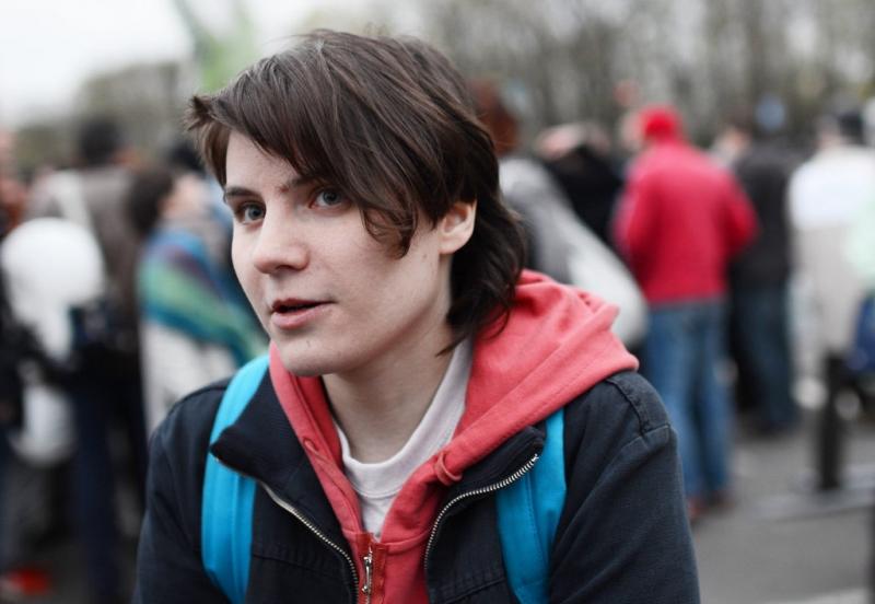 Екатерина Самуцевич. 2014 год.