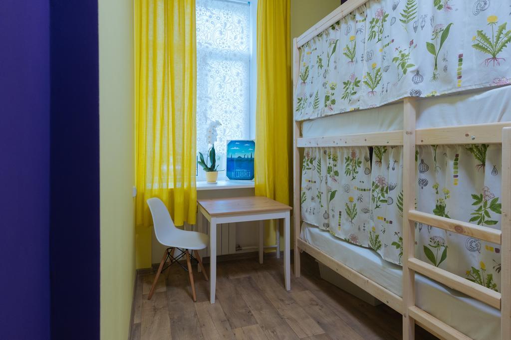 Кровать в общем номере