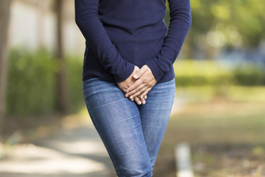 Лечение проблем с мочеиспусканием