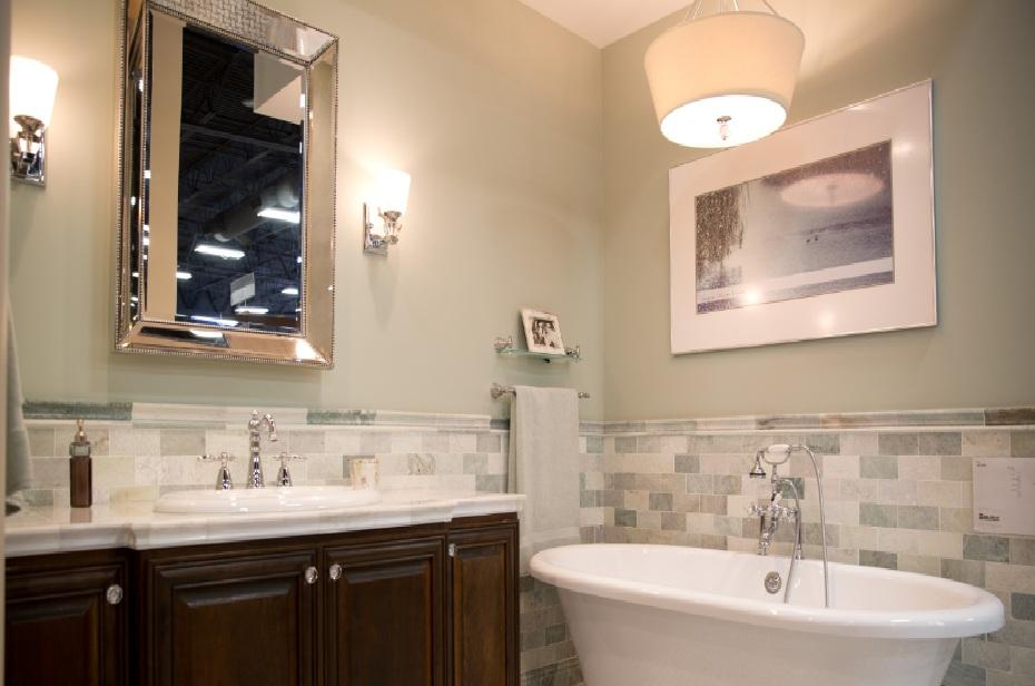 как сделать интерьер стильным картины в ванной комнате новости