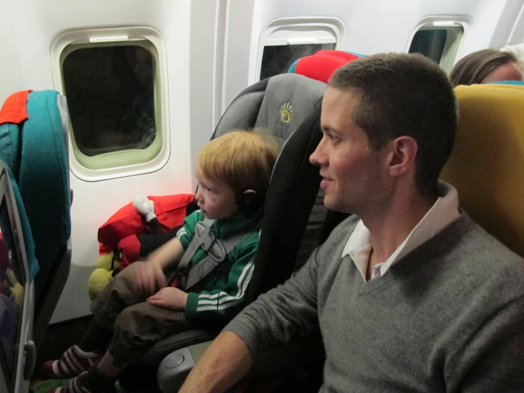 Куда полететь с ребенком 2 лет