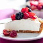 Сырный торт: рецепт приготовления с фото