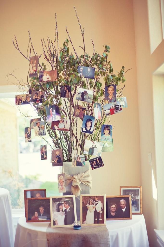 Дерево воспоминаний