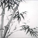 Японская живопись тушью в стиле суйбоку: история создания и основные принципы