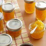 Апельсиновый конфитюр: рецепт приготовления с фото