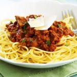 Паста с куриным фаршем: быстрое и легкое блюдо