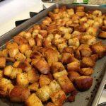 Сухари из батона в духовке: особенности приготовления, рецепты и рекомендации
