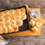 Булочки на кефире с сухими дрожжами: рецепт приготовления с фото