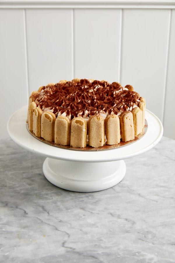 торт из печенья савоярди ингредиенты