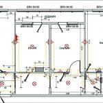 Электрическая схема квартиры. Проект и монтаж электропроводки в квартире