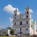 Кафедральный собор Святого Франциска Ксаверия (Гродно): адрес, описание, как добраться. Экскурсии в ...
