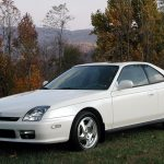 Honda Prelude 5: особенности, характеристики, отзывы