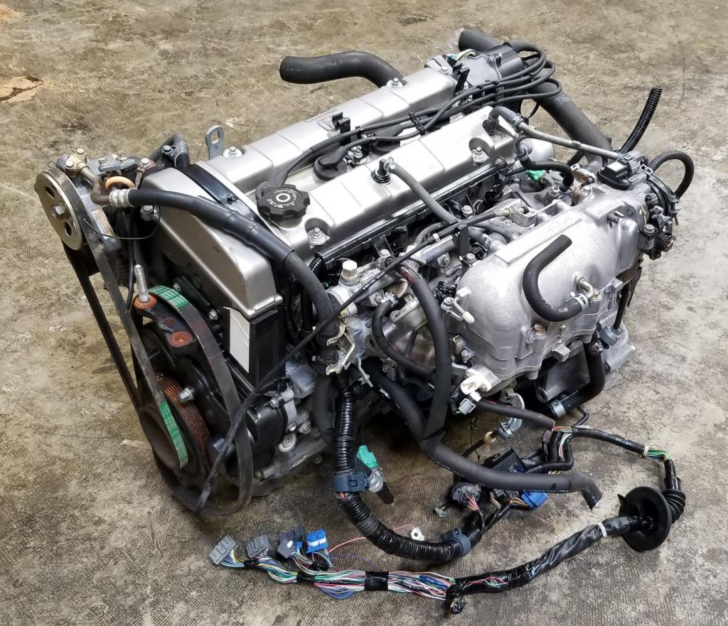 Двигатель F22B