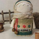 Кукла-оберег Крупеничка: история возникновения, порядок изготовления, фото