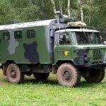 ГАЗ-66 КУНГ: размеры, характеристики и особенности