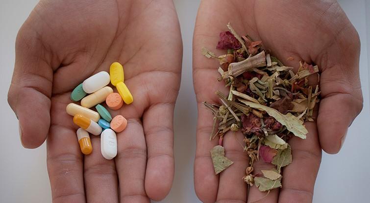 Лекарства или травы