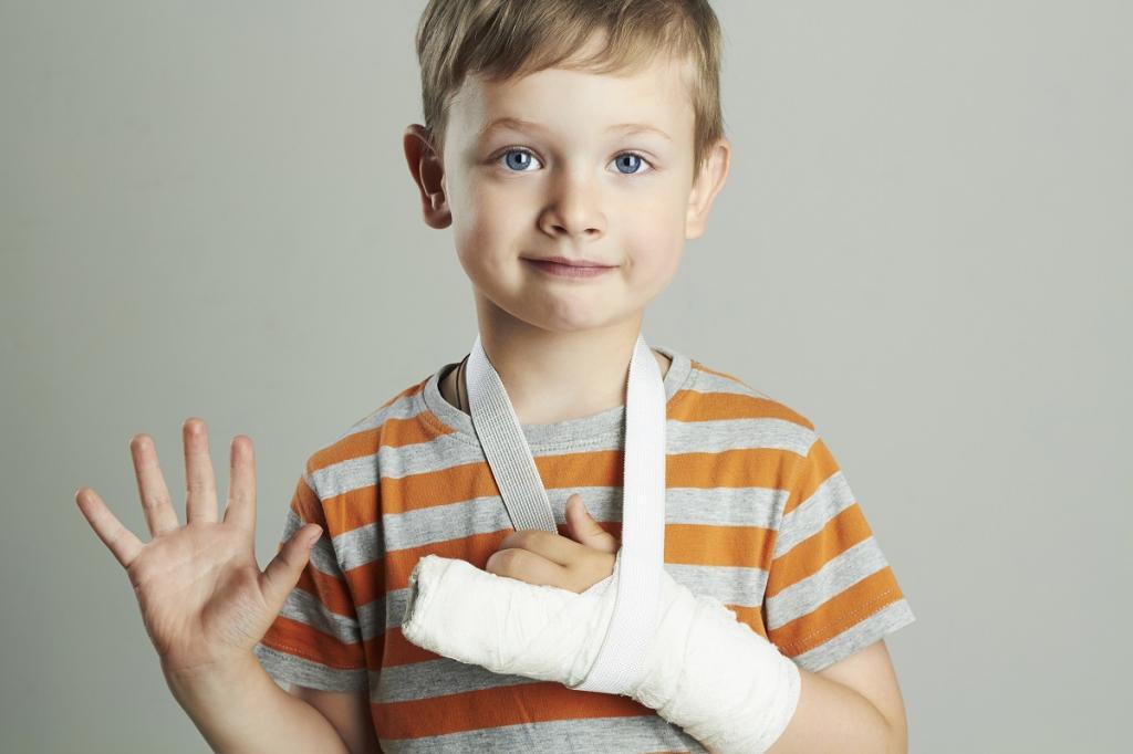 Детские травмы