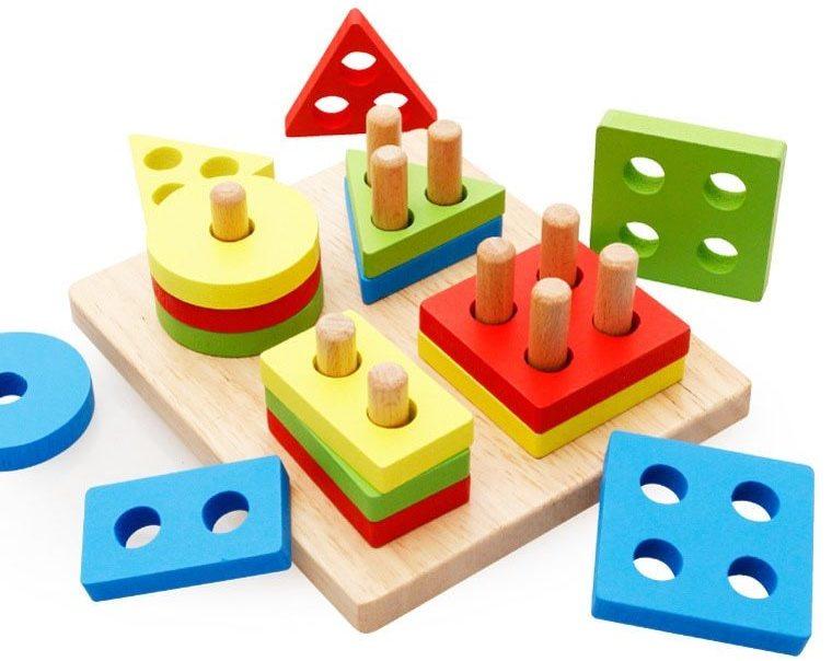 рамки-вкладыши - игра для детей