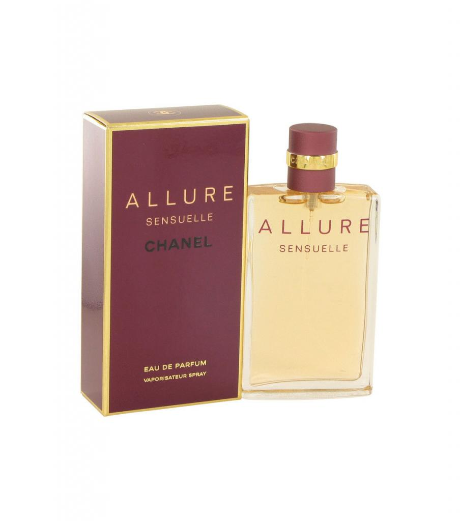 Аромат Chanel Allure sensuelle