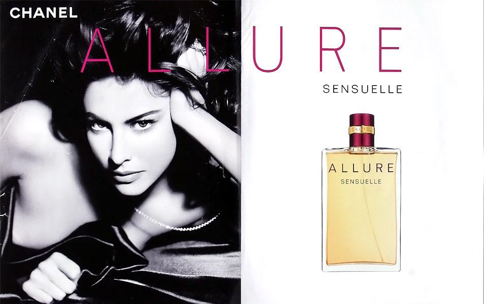 Chanel Allure sensuelle промо