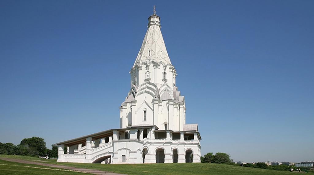 стиль архитектуры церквей