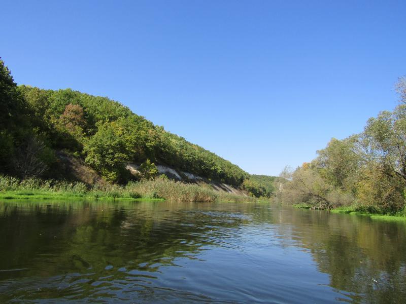 какая река в белгородской области