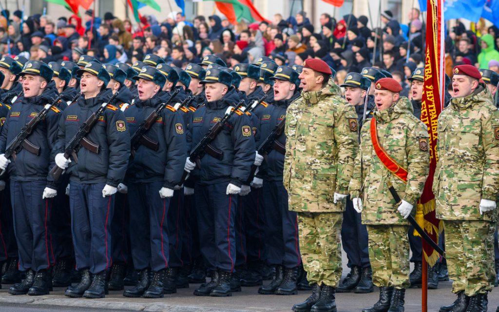 Внутренние войска Республики Беларусь