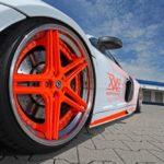 Тюнинг дисков - самый популярный вид улучшения внешности автомобиля