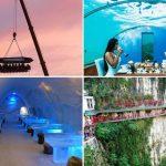 Самые необычные рестораны мира: топ 10, где находятся, интерьеры, обслуживание, меню и отзывы с фото