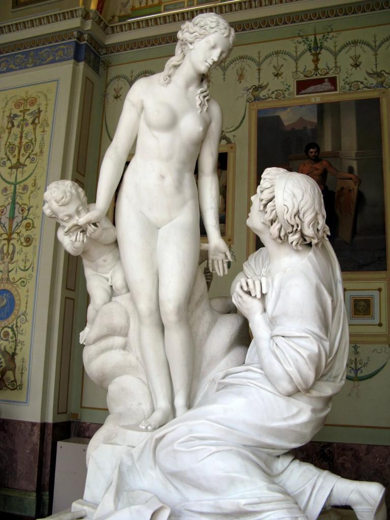 Статуя Фальконе