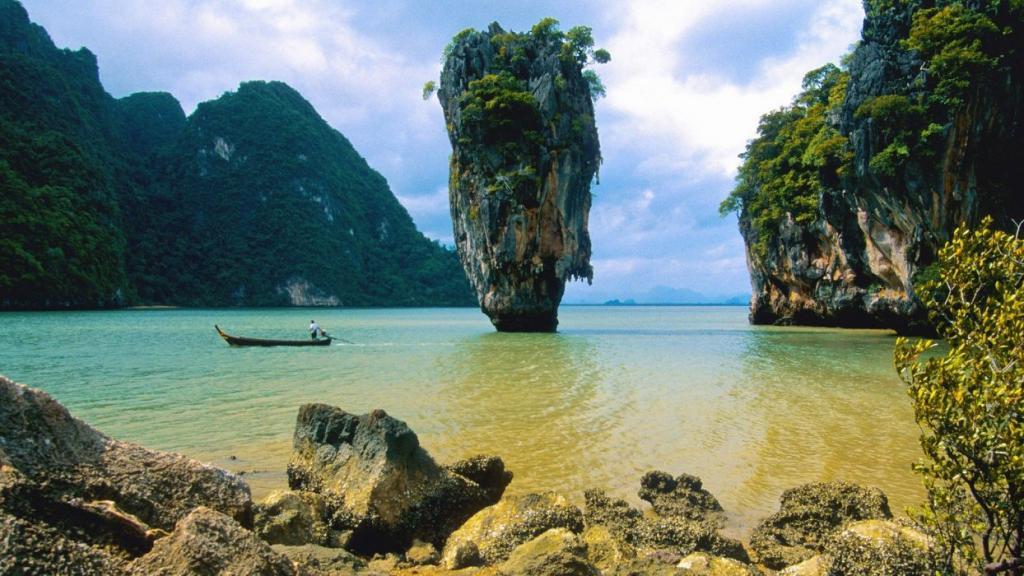 Чудеса природы Таиланда