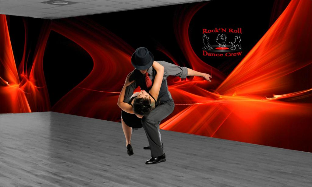 Танец принято танцевать парно