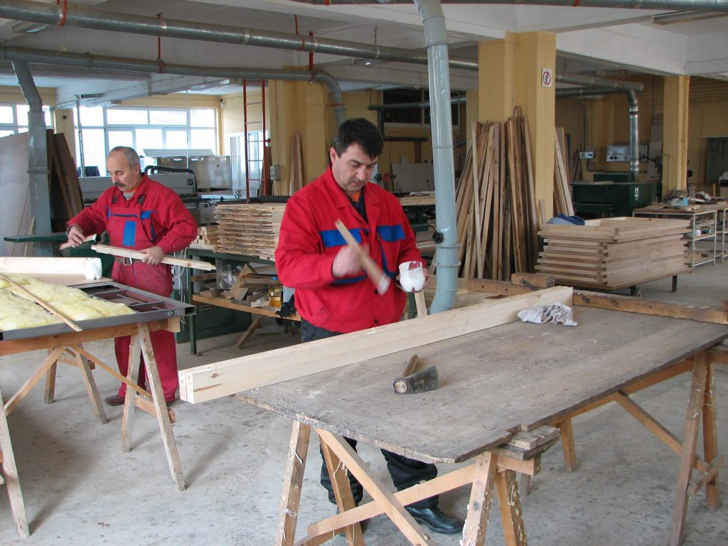 Оценка риском мебельного бизнеса