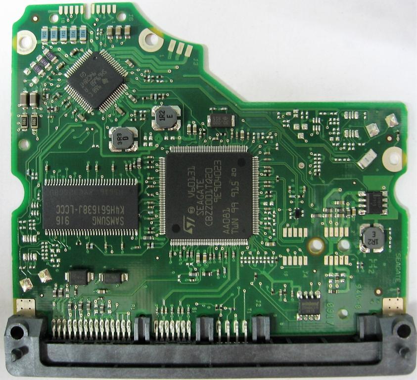Замена контроллера жестких дисков