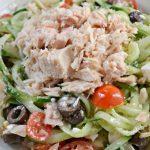 Овощной салат с тунцом: лучшие рецепты