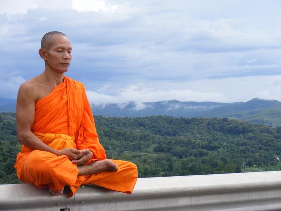 тибетский буддист