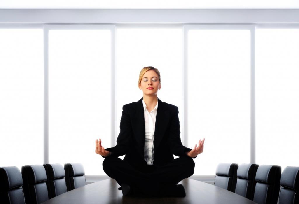 Медитация на работе