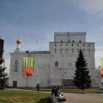 Знаменская башня, Ярославль: история постройки, описание