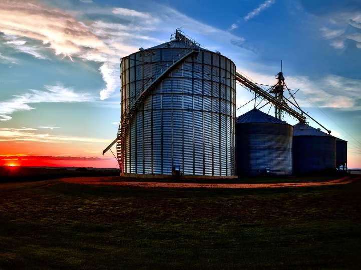 Хранилище для зерна
