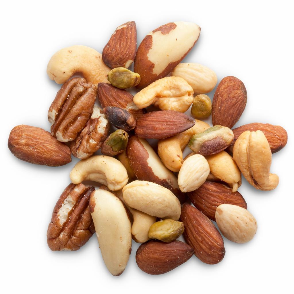 полезны ли жареные орехи